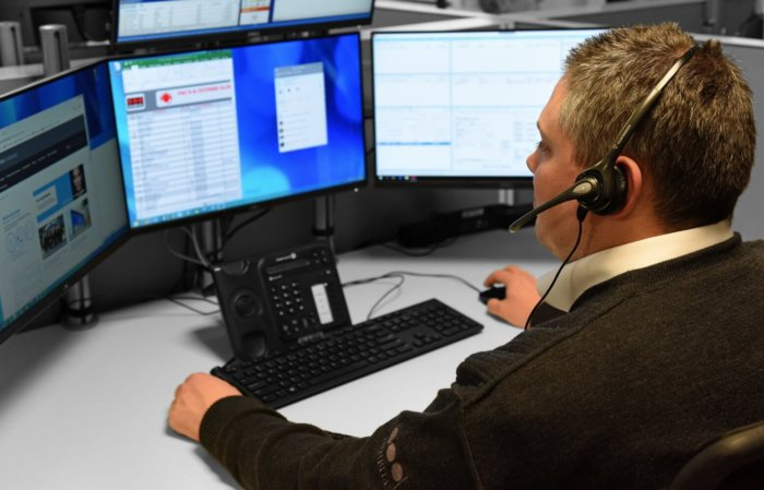 Securitas centralist SequriX efficientere alarmopvolging
